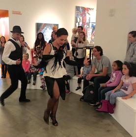 THE CHILDREN'S MUSEUM OF ART