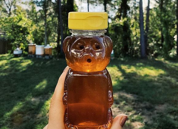 Raw Honey - 12oz