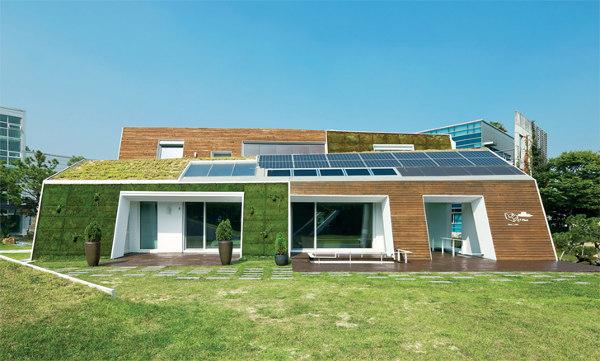 Estilo Ecológico- Bio-arquitectura
