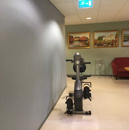 Lisjevatnet og Eika hos sjukeheimen i Ulsteinvik