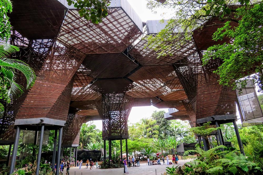 Botanical Gardens Medellin