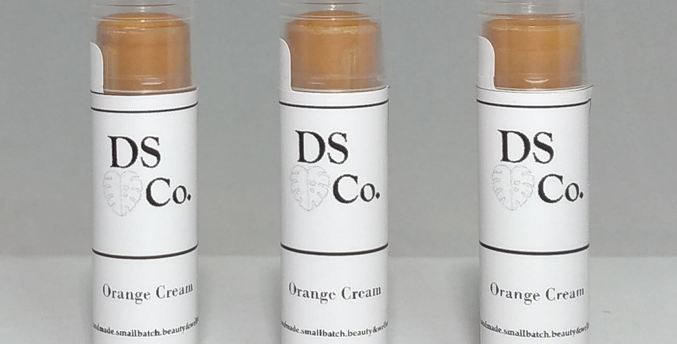 Orange Cream Lip Butter