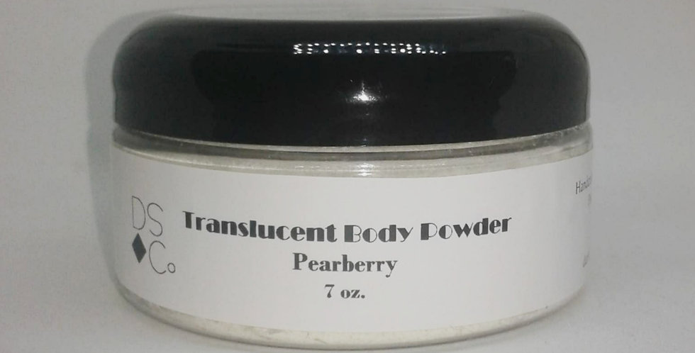 Translucent Body Powder