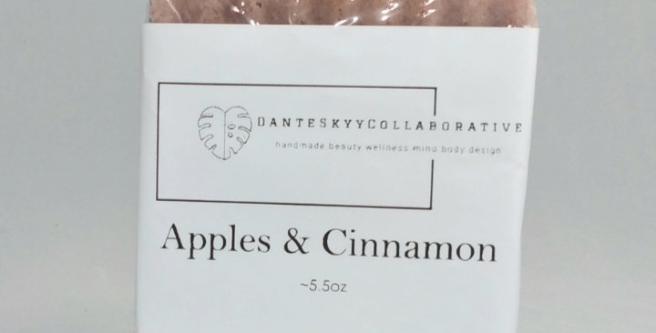 Apples & Cinnamon Body Bar