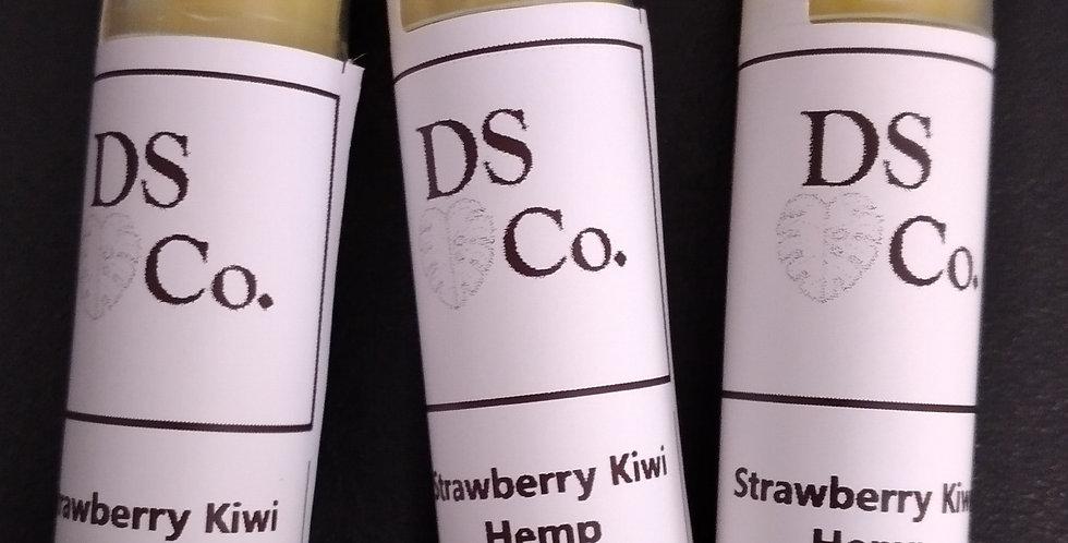 Strawberry Kiwi Hemp Lip Butter