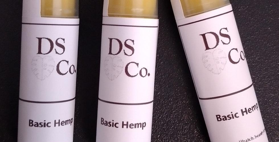 Basic Hemp Lip Butter