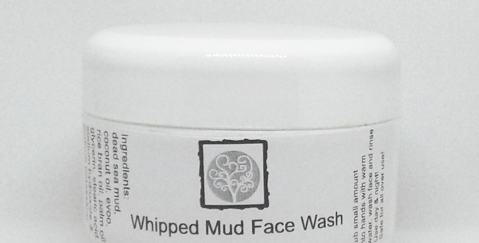 Whipped Mud Face Wash