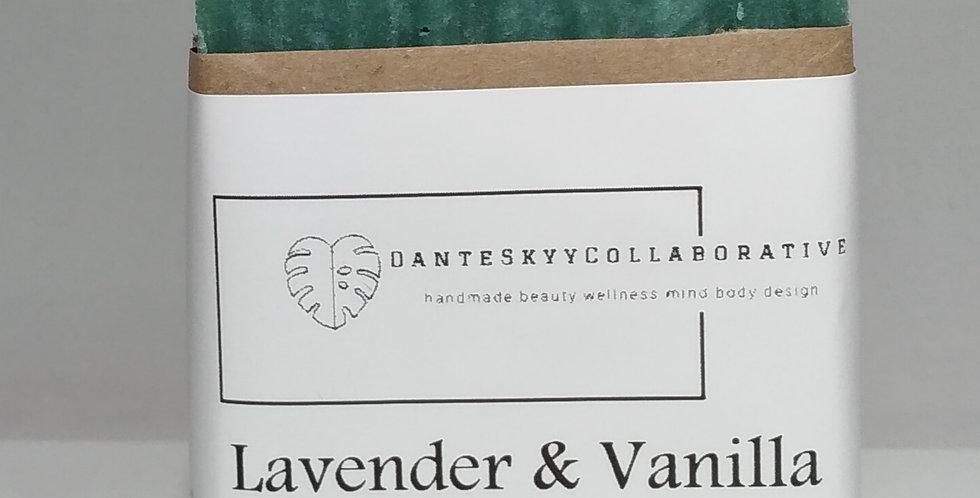 Lavender & Vanilla Hair and Body Bar 2021
