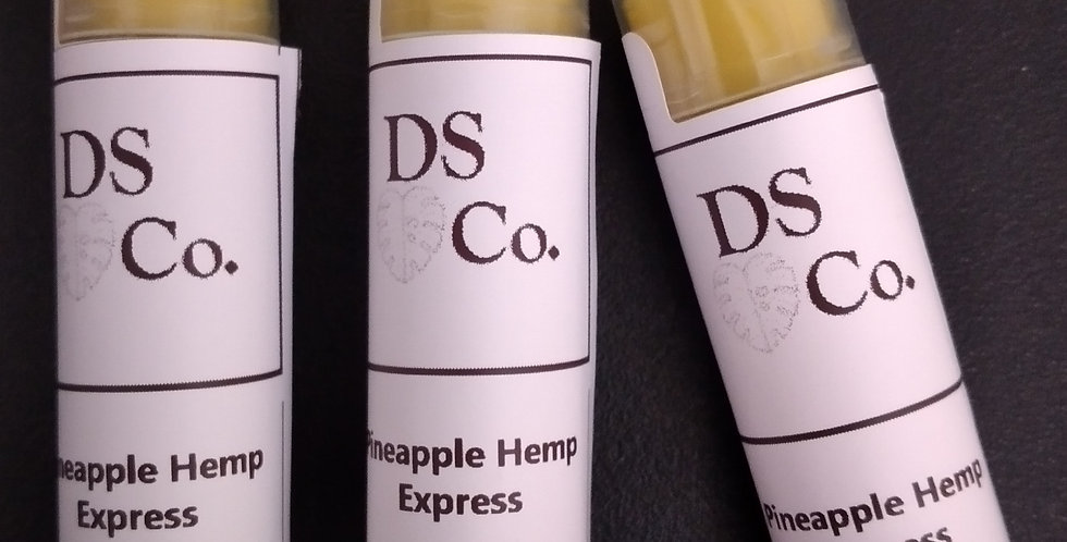 Pineapple Hemp Express Lip Butter