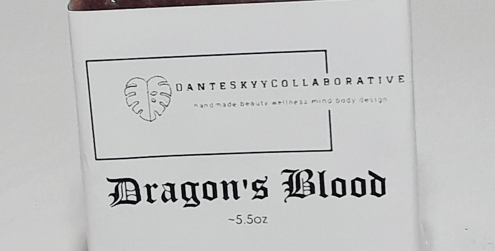 Dragon's Blood Hair & Body Bar