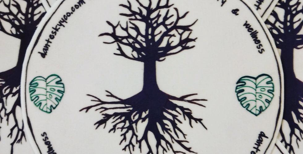 DanteSkyy Collaborative Sticker