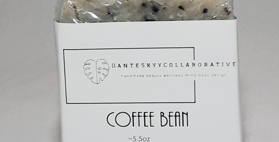 Coffee Bean Exfoliating Body Bar