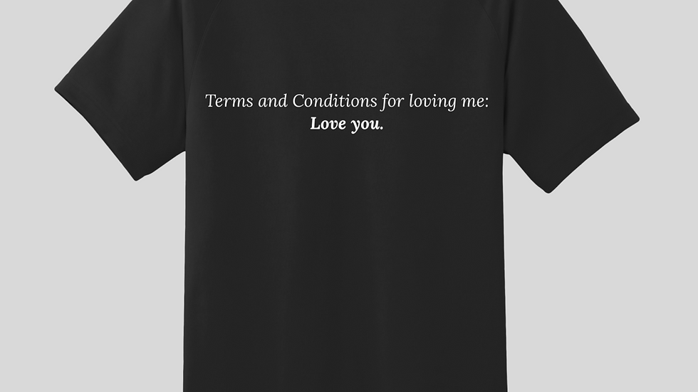 TERMS & CONDITIONS TEE
