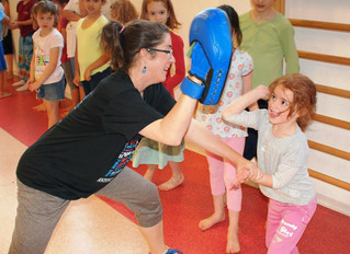 Empowering Children Through Self-Defense