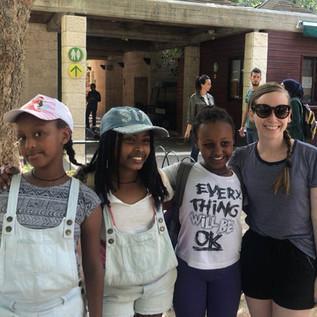מחנה הקיץ של המרכז לקהילה האפריקאית