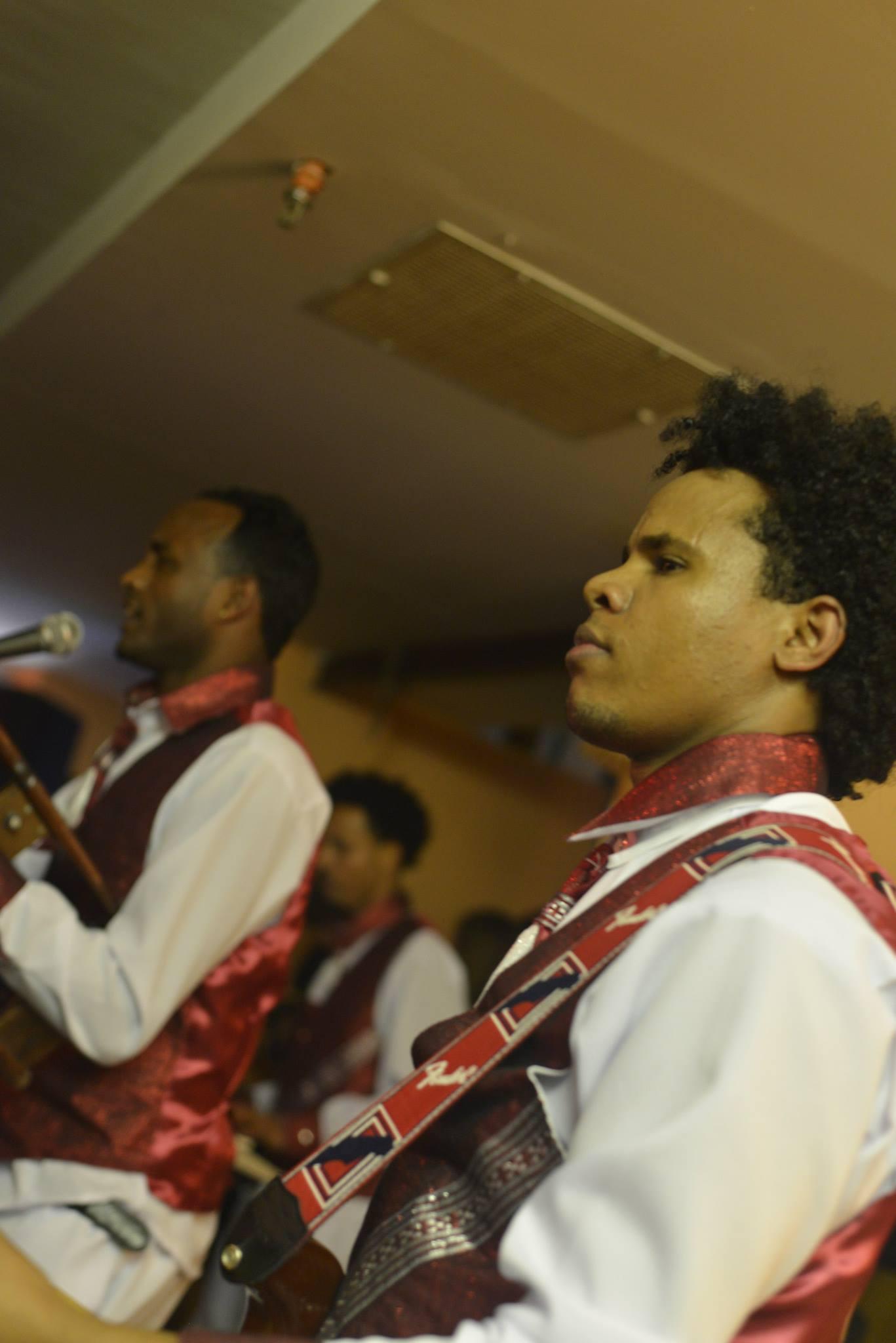 Eritrean musicians