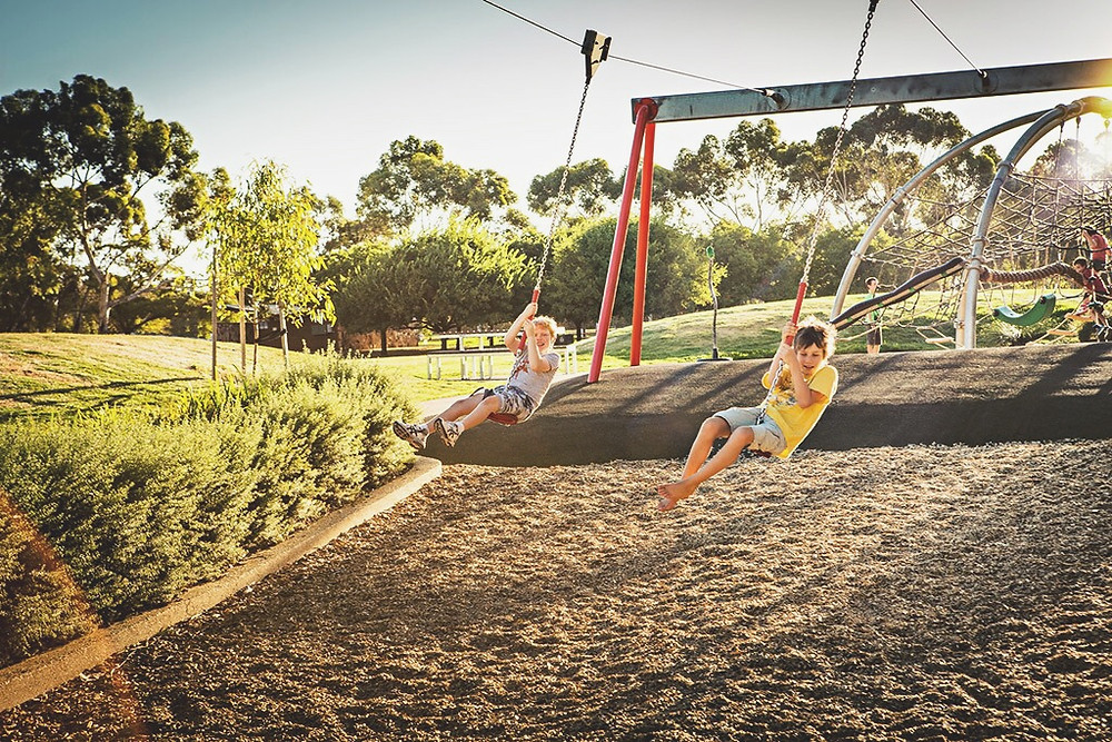 Bonython Park Adelaide