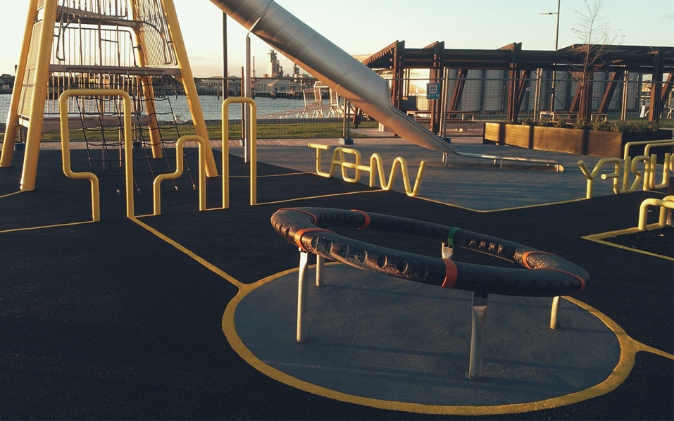 Hart's Mill Playground - Port Adelaide