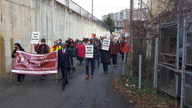 Macedonia Baptist Protest