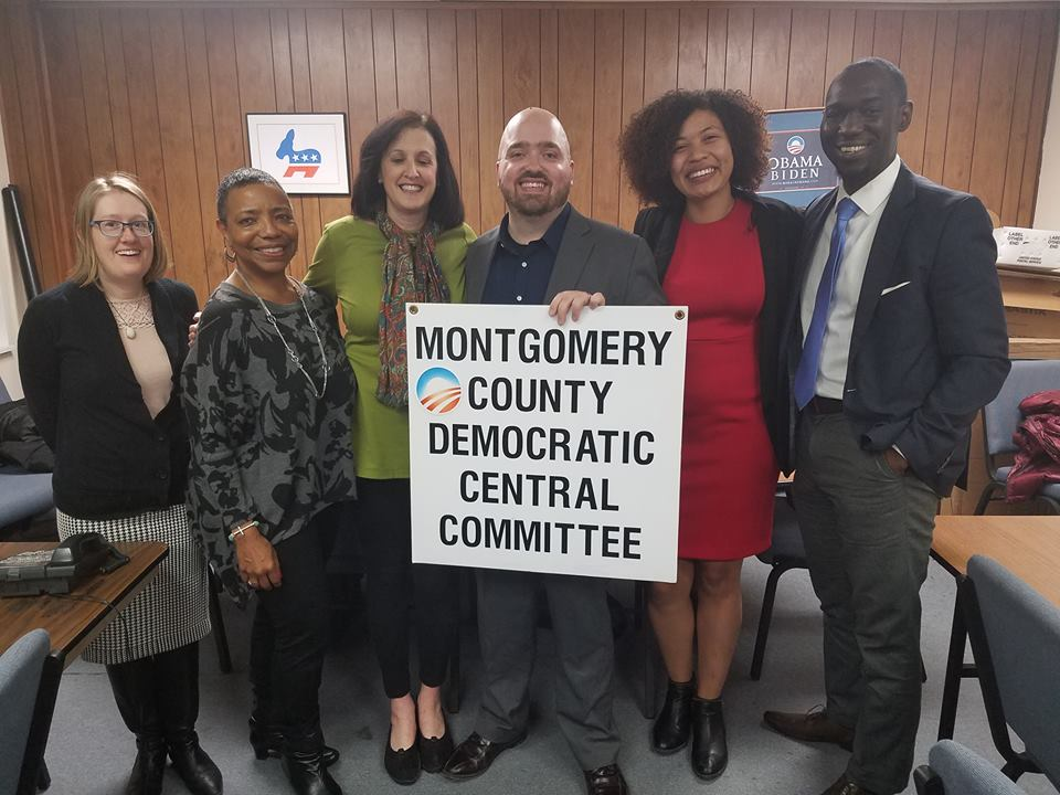 Julian and the MCDCC Executive Board