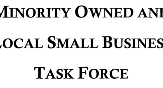 Minority-Owned Business in Montgomery County