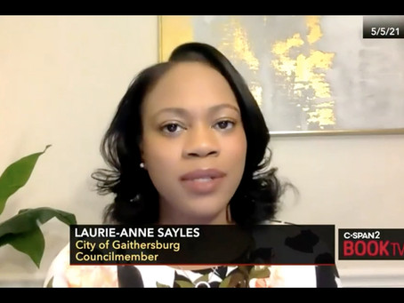 Sayles seeking County Council seat as Gaithersburg political landscape shifts