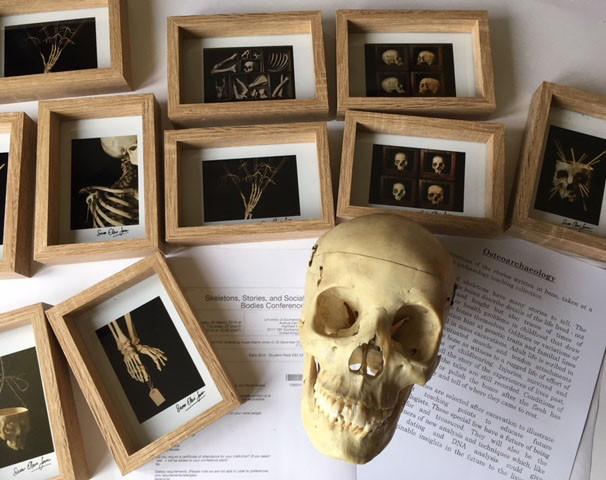 Packing for Skeletons, Stories and Social Bones conference