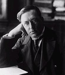M R James - possibly also suffering from a toothache