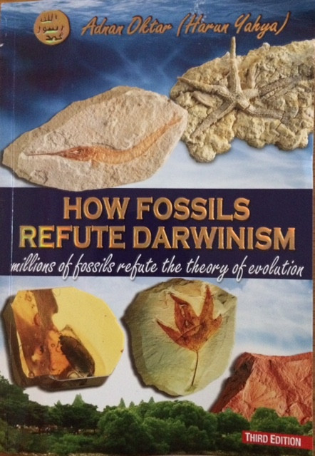 "How Fossils Refute Darwinism - the ""book"""