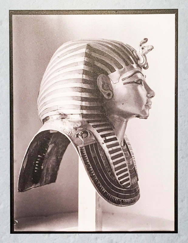 Golden Mask of Tutankhamen