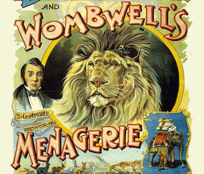 Wombwell's travelling menagerie