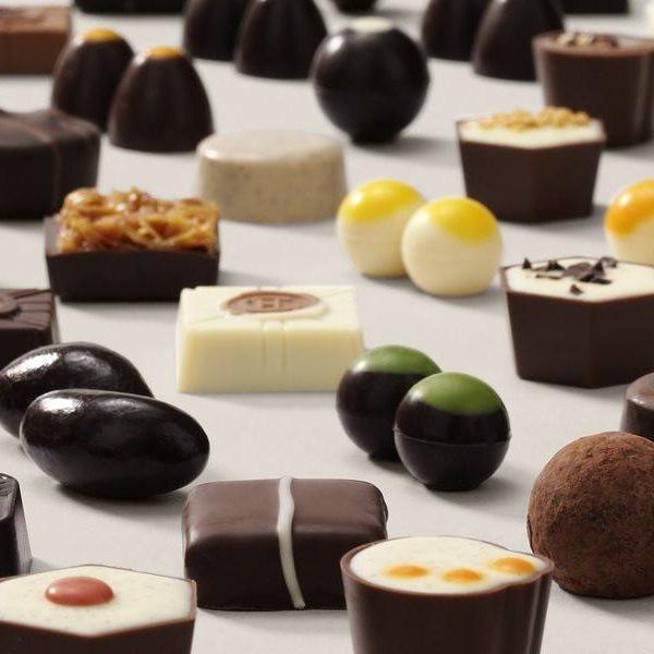 Hotel Chocolat choices