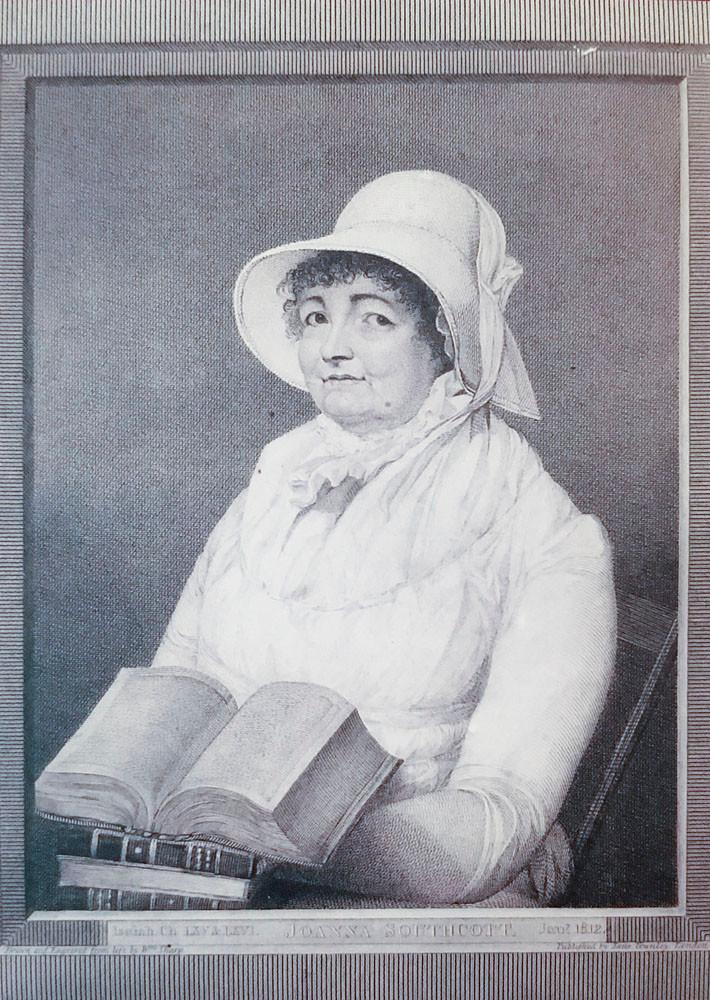 Joanna Southcott - 2nd prophet