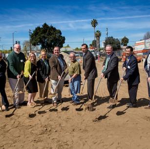 135 UNIT PERMANENT SUPPORTIVE HOUSING PROJECT BREAKS GROUND IN SAN JOSE