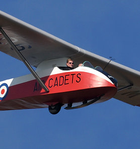 Vintage Glider Experience
