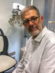 Hubert Toubiana | Centre de Contrôle de la Myopie | Aix-en-Provence