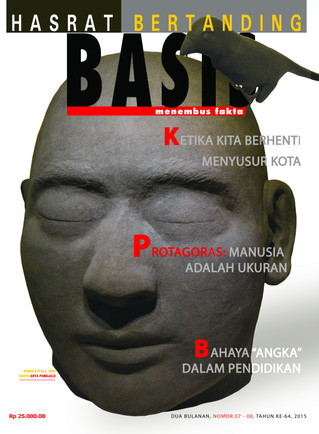 Majalah Basis No. 07-08, 2015