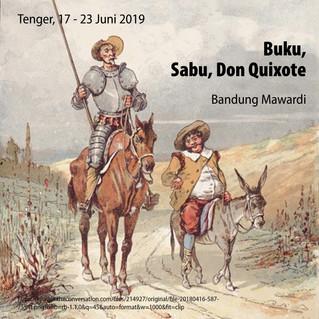 Buku, Sabu, Don Quixote