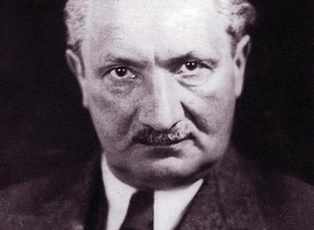 Kronologi Jalan Hidup Heidegger