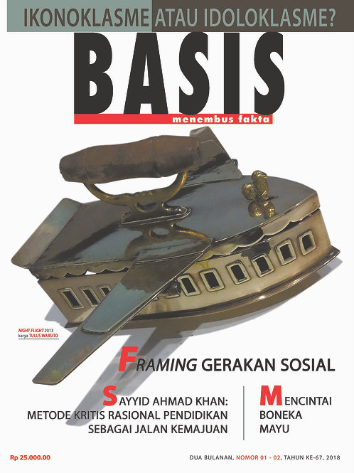 Majalah Basis No. 01-02, 2018