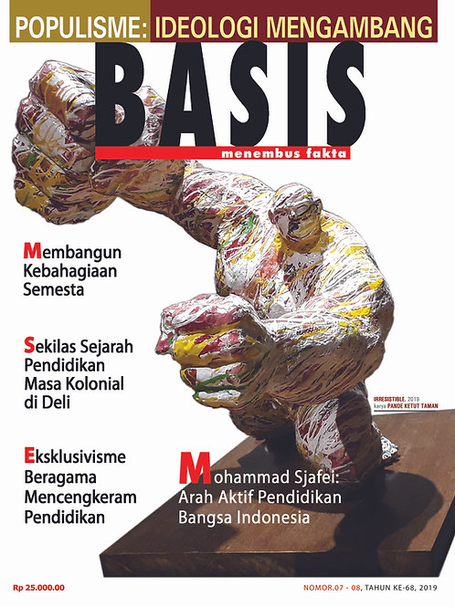 Majalah Basis No. 07-08, 2019
