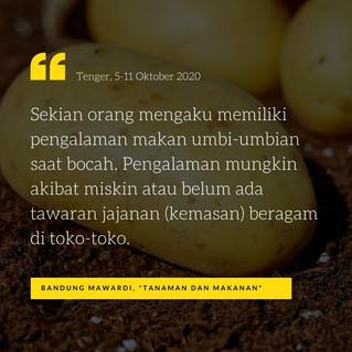 Tanaman dan Makanan