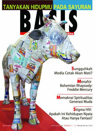 Majalah Basis No. 11-12, 2019