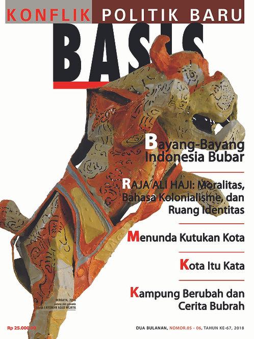 Majalah Basis No. 05-06, 2018