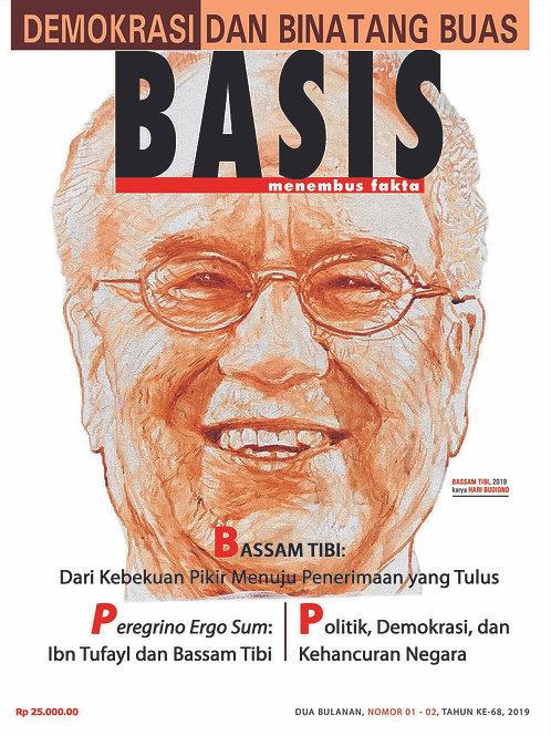 Majalah Basis No. 01-02, 2019