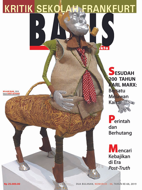 Majalah Basis No. 05-06, 2019