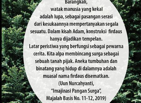 Imajinasi Pangan Surga