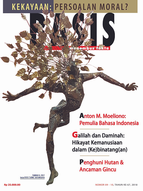 Majalah Basis No. 09-10, 2018