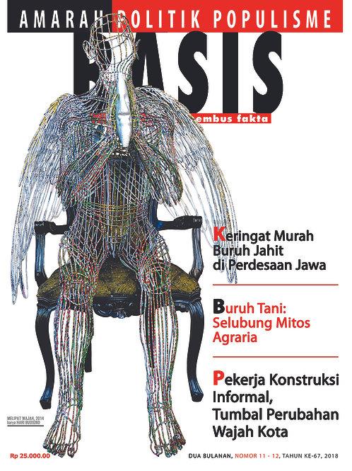 Majalah Basis No. 11-12, 2018