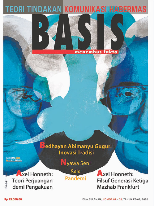 Majalah Basis No. 07-08, 2020